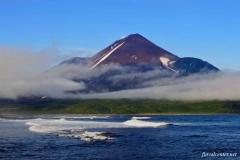 вулкан-Чикурачки-на-острове-Парамушир